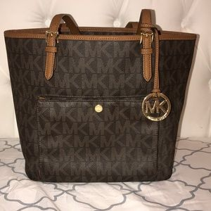 Michael Kors Tote with Wallet Slot 👜